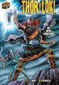 Thor Y Loki: En La Tierra De Los Gigantes: Un Mito Escandinavo