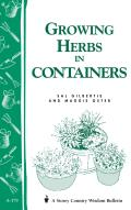 Growing Herbs in Containers Cover