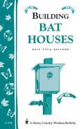 Storey Country Wisdom Bulletin #178: A178 Building Bat Houses Cover