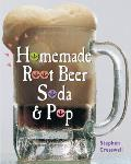 Homemade Root Beer Soda & Pop