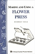 Making and Using a Flower Press Cover