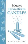 Making Hand-dipped Candles Cover