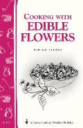 Cooking With Edible Flowers Cover