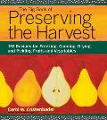 The Big Book of Preserving the Harvest: 150 Recipes for Freezing, Canning, Drying, and Pickling Fruits and Vegetables Cover