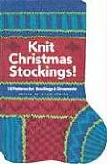 Knit Christmas Stockings 19 Patterns for Stockings & Ornaments