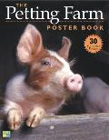 The Petting Farm Poster Book Cover