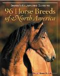 Storey's Illustrated Guide to 96 Horse Breeds of North America Cover