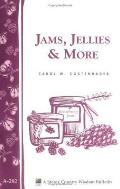 Jams, Jellies & More Cover