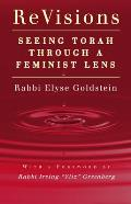 Revisions : Seeing Torah Through Feminist Lens (98 Edition) Cover