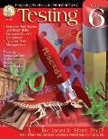 Preparing Students for Standardized Testing, Grade 6