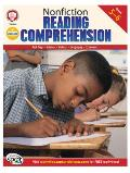 Nonfiction Reading Comprehension, Grades 5-6