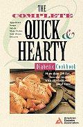 Complete Quick & Hearty Diabetic Cookbook