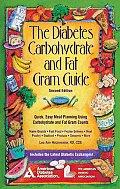 Diabetes Carbohydrate & Fat Gram Guide Qu