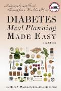 Diabetes Meal Planning Made Easy, 4th Edition Cover