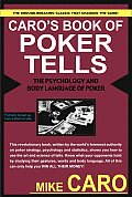 Caros Book of Poker Tells Psychology & Body Language of Poker