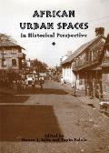 African Urban Spaces in Historical Perspective (Rochester Studies in African History and the Diaspora)