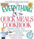 The Everything Quick Meals Cookbook (Everything)