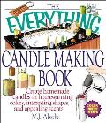 Everything Candlemaking Book (Everything) Cover