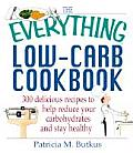 Everything Low Carb Cookbook 300 Delicious