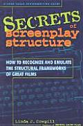 Secrets Of Screenplay Structure How To