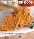 The Cracker Book: Artisanal Crackers for Every Occasion Cover