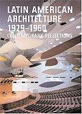 Latin American Architecture 1929 1960