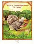 Turkey for Thanksgiving? (Santillana): No, Thanks