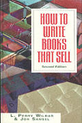 How to Write Books That Sell Cover