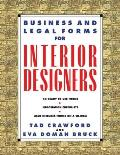 Business & Legal Forms for Interior Designers With CDROM