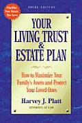 Your Living Trust & Estate Plan 3RD Edition