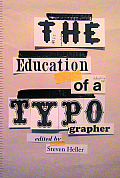 Education of Typographer (04 Edition)