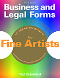 Business & Legal Forms for Fine Artists With CDROM