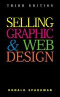 Selling Graphic & Web Design