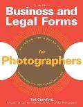 Business and Legal Forms for Photographers, 4th Edition (Business & Legal Forms for Photographers) Cover