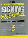 Signing Naturally Student Workbook Lev 3
