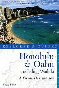 Explorer's Guide Honolulu & Oahu: A Great Destination
