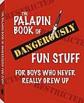 The Paladin Book of Dangerously Fun Stuff: For Boys Who Never Really Grew Up