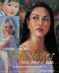 Painting Beautiful Skin Tones with Color & Light In Oil Pastel & Watercolor