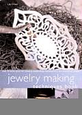 Jewelry Making Techniques Book: Over 50 Techniques for Creating Eyecatching Contemporary and Traditional Designs (Quarto Book)