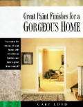 Great Paint Finishes for a Gorgeous Home