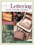Elegant Lettering for Your Home