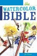 The Watercolor Bible Cover