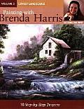 Painting With Brenda Harris