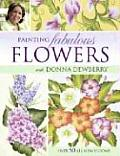 Painting Fabulous Flowers with Donna Dewberry Cover