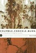 Crumble Crackle Burn: 60 Stunning Textures for Design & Illustration Cover