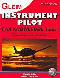 Instrument Pilot: Faa Knowledge Test'10 (13TH 10 - Old Edition)