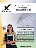 Place Physical Education 32 Teacher Certification Test Prep Study Guide