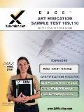 GACE Art Education Sample Test 109, 110
