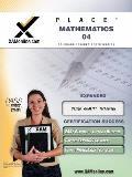Place Mathematics 04 Teacher Certification Test Prep Study Guide