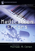Medication Errors (2ND 07 Edition)